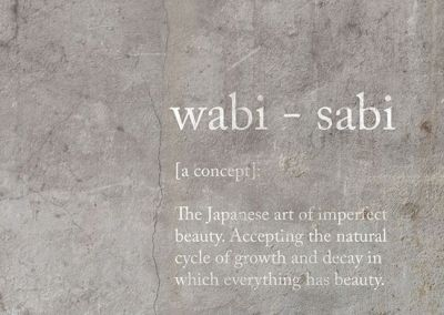 wabi sabi definition