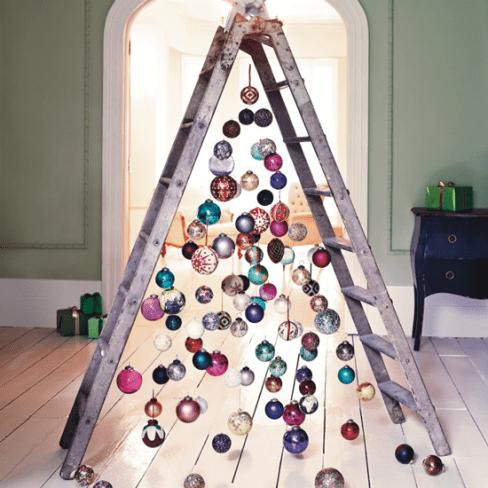 Maler-Weihnachtsbaum