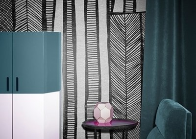 Wall&Deco LUCIE.