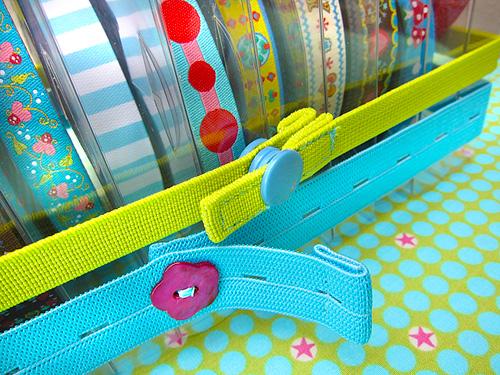 Webband, Box, Borten Bänder, farbenmix.de