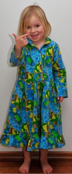 GUTE NACHT Schnittmuster Schlafanzug Pyjama nähen farbenmix