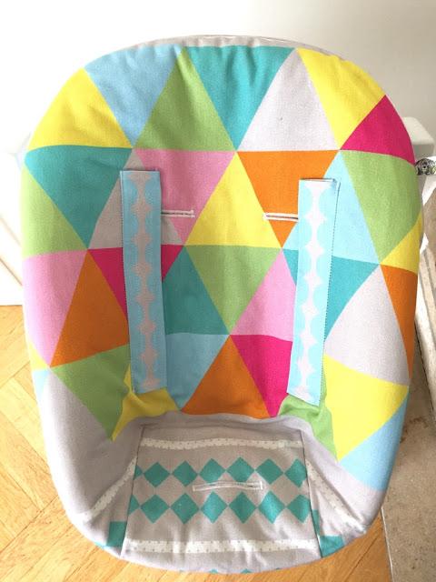 farbenmix_geometric_farbenmix Design_Stoff_fabric_Tripp Trapp_ Bezug_margaretes Handmadebox