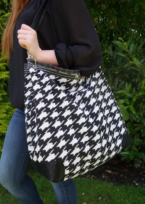Shoppingbag-Schnittmuster-PERNILLE-farbenmix-de