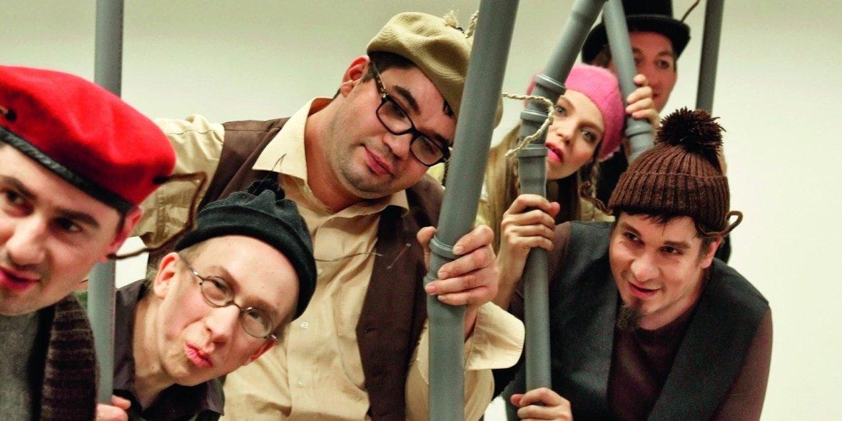 Die Grille und die Ameise - ein Theaterstück von farbwerk e.V.