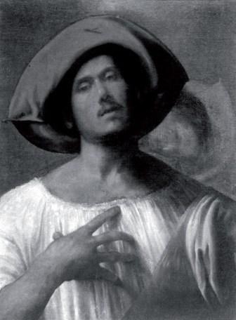 Giorgione: Il cantore appssionato (1510)