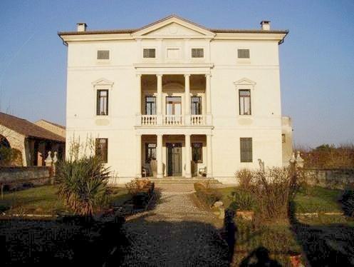 La storica Villa Tommasini a Veggiano (PD)