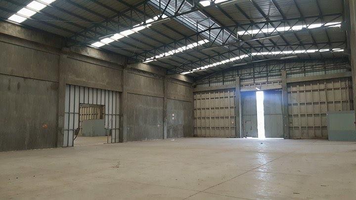 Warehouse In Mandaue City 3000 Square Meters