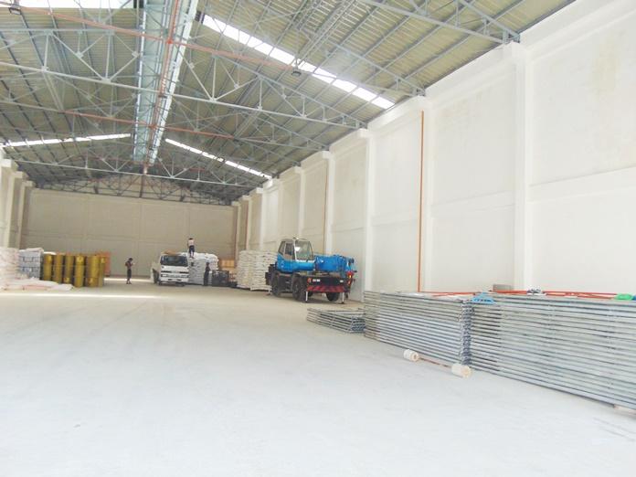 Warehouse For Rent Mandaue City 1000 Square Meters