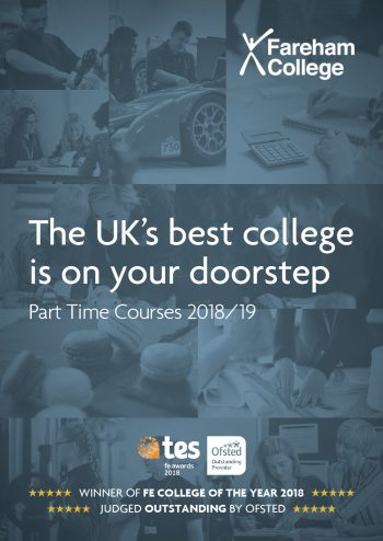 Fareham College Part Time Courses