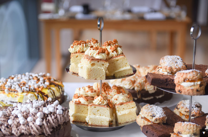 Cakes and Baking Classes at Fareham College