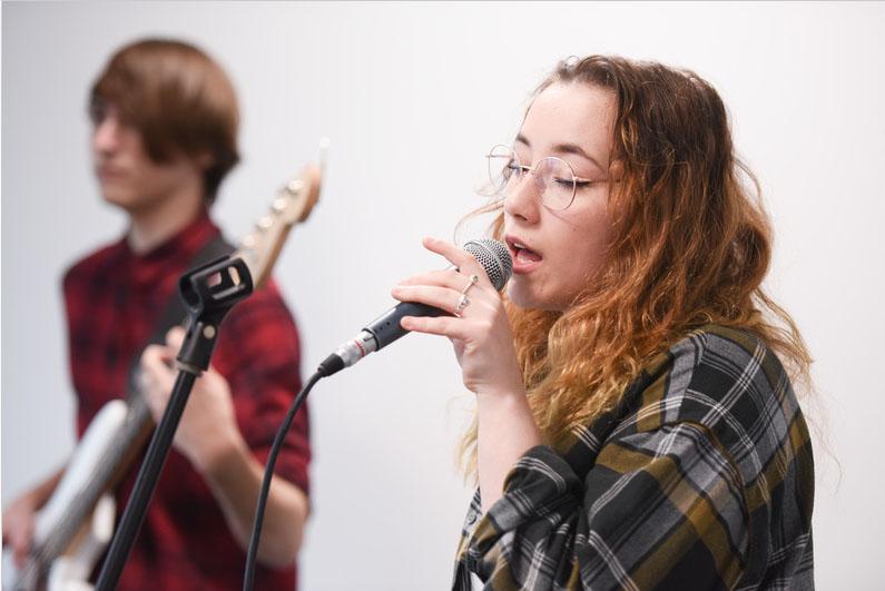 Music HNC at Fareham College