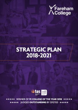 Fareham College Strategic Plan