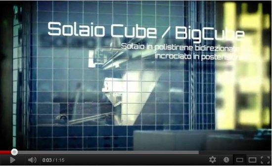 Solaio Big Cube by Sicilferro