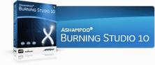 برنامج نسخ الاسطوانات Ashampoo Burning Studio 10.0.14