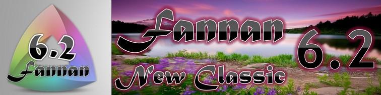 Fannan New Classic 6.2
