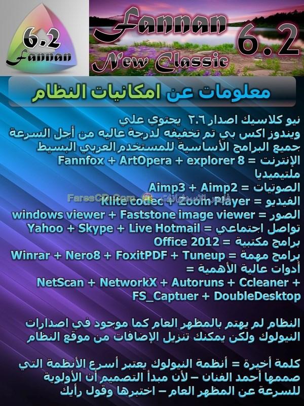 Fannan NewClassic 6.2