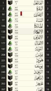 Holy Quran - Moshaf Al Madinah (6)
