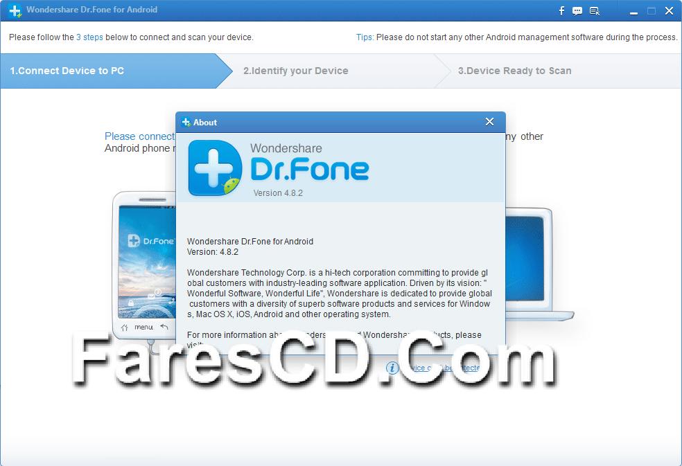 registration code for wondershare dr fone