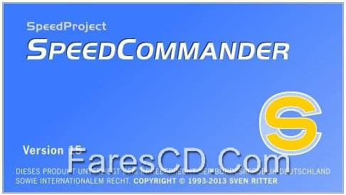 برنامج تسريع النسخ والبحث الرهيب   SpeedCommander Pro 15.60.7900 DC