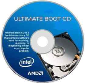 اسطوانة الصيانة الشهيرة | Ultimate Boot CD 5.3.5 Final