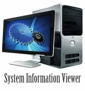 برنامج لعرض معلومات نظامك وحاسوبك بالتفصيل | SIV (System Information Viewer) 5.0