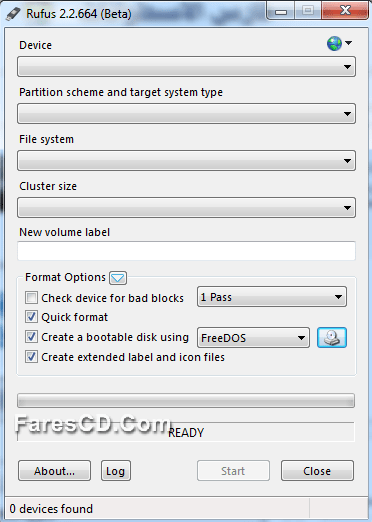 Rufus 2 2 portable | Rufus 2 11 (Create Bootable USB Stick from ISO