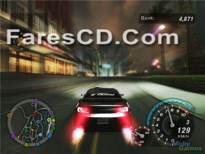 لعبة Need For Speed Underground 2 كاملة وبدون تسطيب (3)