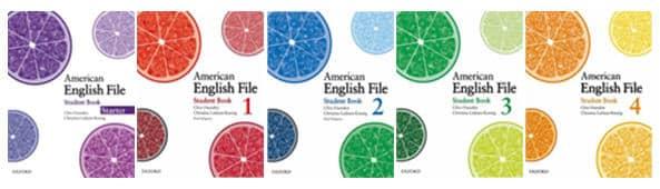 كورس تعليم اللغة الإنجليزية American English File (2)