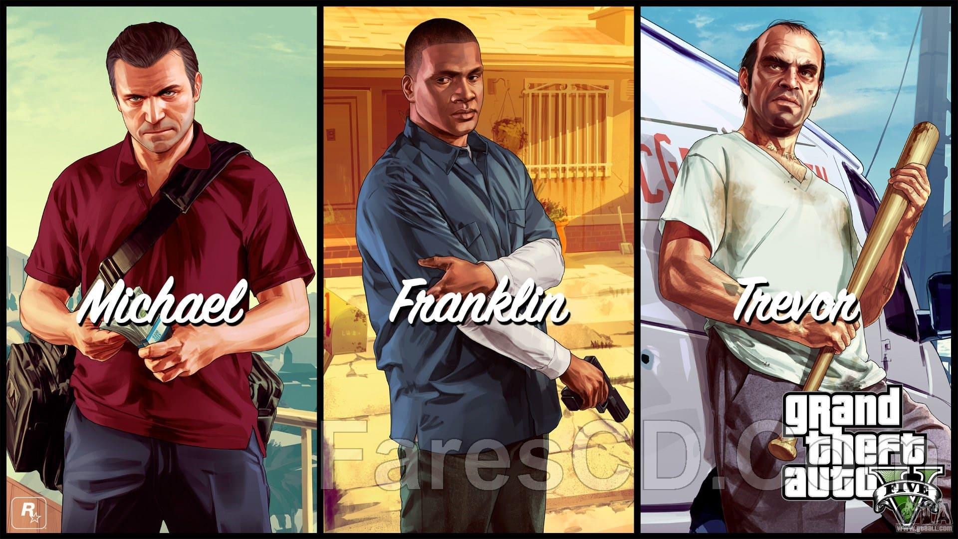 تحميل لعبة GTA Five نسخة مجربة مع التحديث (3)