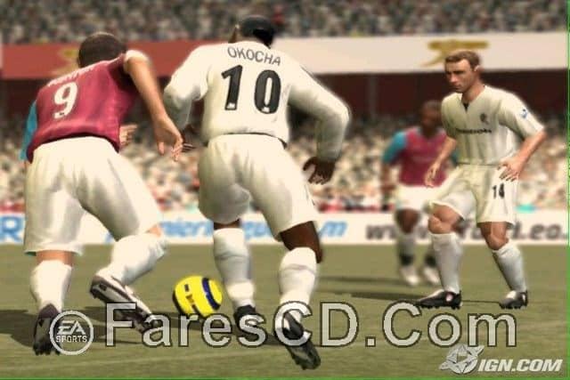 تحميل لعبة فيفا 2007 | FIFA 07 | بحجم 800 ميجا