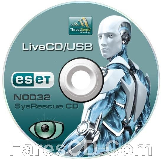 اسطوانة الإنقاذ من الفيروسات | ESET SysRescue v1.0.18.0