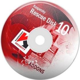 إصدار جديد من اسطوانة كاسبر للطوارىء   Kaspersky Rescue Disk 10 DC 03.02.2017