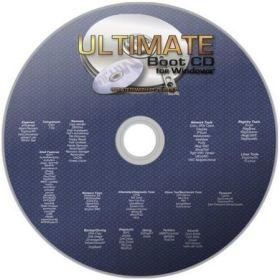 اسطوانة الصيانة الشاملة 2017 | Ultimate Boot CD 5.3.7 Final