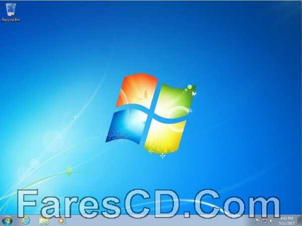 تجميعة إصدارات ويندوز سفن مفعل | Windows 7 SP1 X64 12in1 OEM May 2017