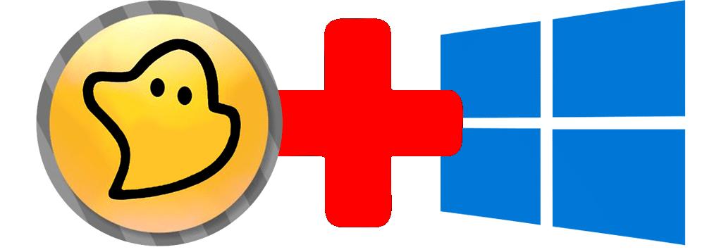اسطوانة جوست للنسخ الإحتياطى | Symantec Ghost Boot CD 12.0.0.10658