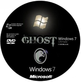 جوست ويندوز سفن مع البرامج والتعريفات | Ghost Win7 Ultimate X64 V8 Full soft