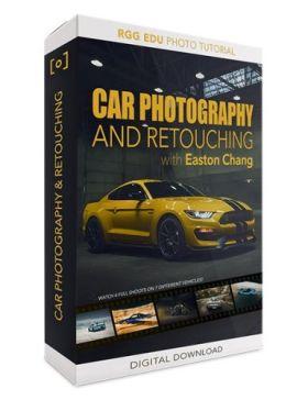 كورس إحتراف التصوير وتعديل الصور | Car Photography & Retouching