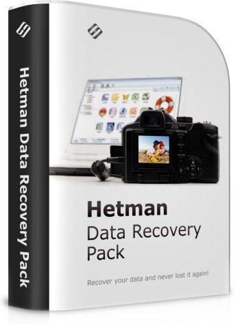 تجميعة برامج استعادة الملفات المحذوفة | Hetman Data Recovery Pack 2.5