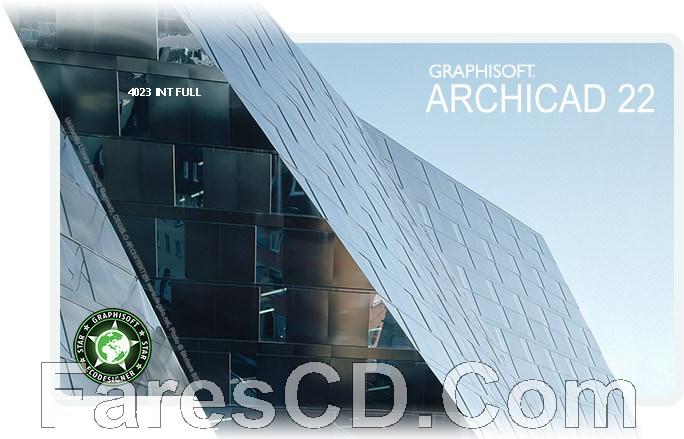 برنامج أرشيكاد 2019 للتصميم المعمارى | GRAPHISOFT ARCHICAD