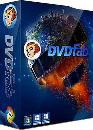 برنامج إدارة اسطوانات ال دى فى دى | DVDFab