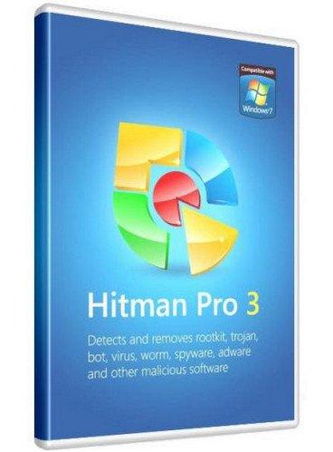 برنامج إزالة الفيروسات والملفات الخبيثة | HitmanPro 3.8.16 Build 310 Multilingual