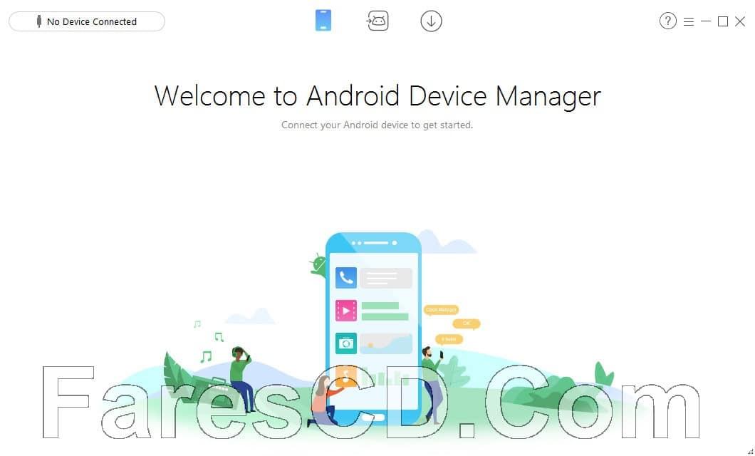 برنامج نقل البيانات والملفات لهواتف أندرويد | iMobie AnyTrans for Android