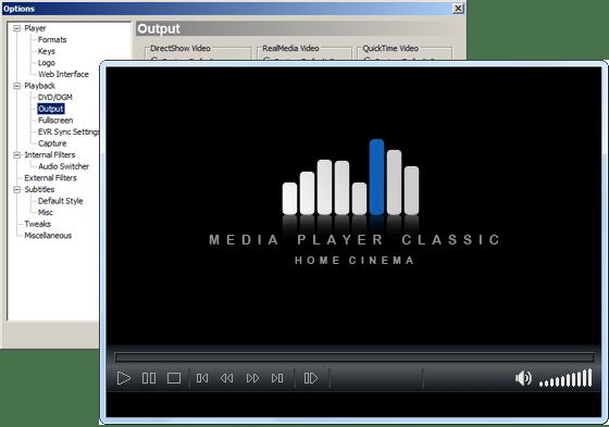 برنامج تشغيل كل صيغ الفيديو | Media Player Classic Home Cinema
