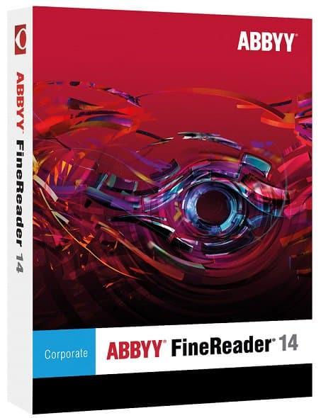 برنامج تحويل ملفات PDF والصور إلى نصوص   ABBYY FineReader 14.0.105.234