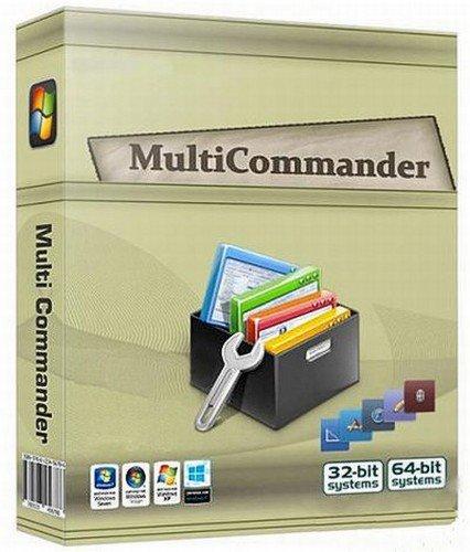 برنامج إدارة الملفات 2020 | Multi Commander