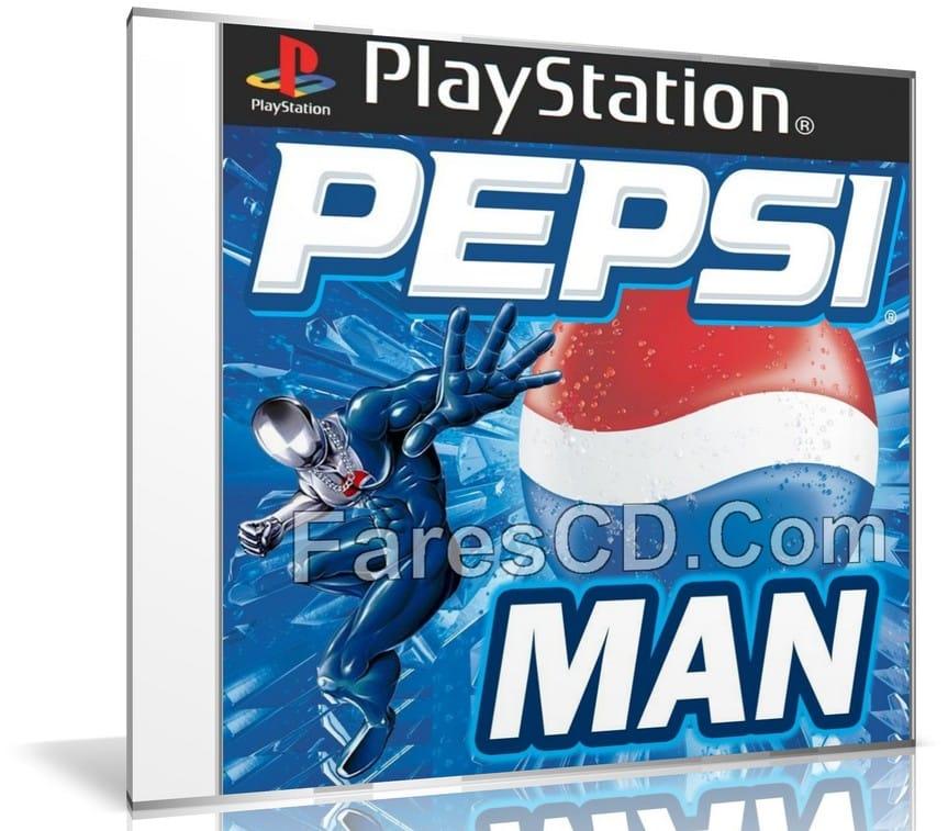 لعبة بيبسى مان   Pepsi-Man Egyptian language   محولة للكومبيوتر