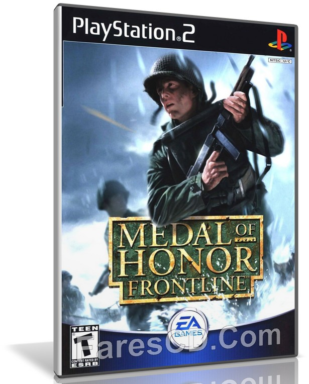 لعبة   Medal of Honor - Frontline   محولة للكومبيوتر