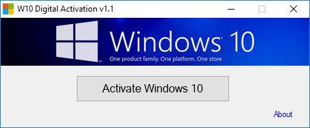 مفتاح تنشيط ويندوز 10 64 بت