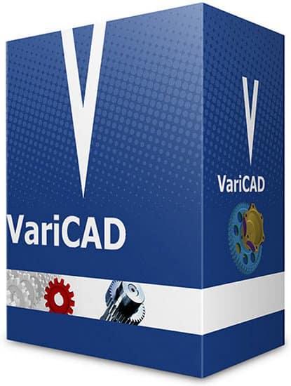 برنامج التصميم الهندسى | VariCAD 2018 v2.04 Build 20180616