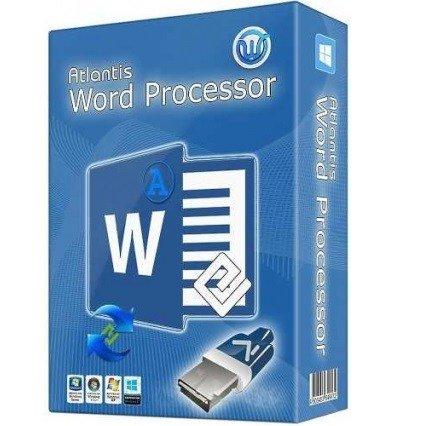 برنامج إنشاء الوثائق والمستندات البسيط | Atlantis Word Processor 3.2.13.6